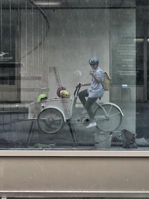 A vélo-cargo